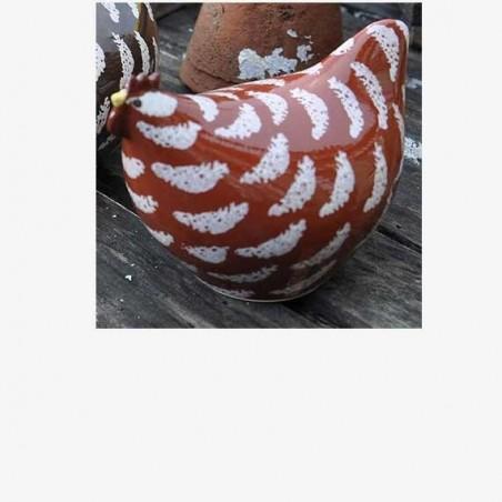 Poulette en céramique Petit Modele