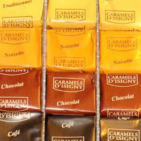Assortiment Caramel d'isigny
