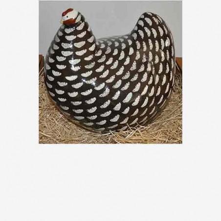 Poule en céramique Grand Modele