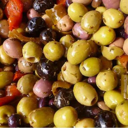 Mélange Provençal - Olives