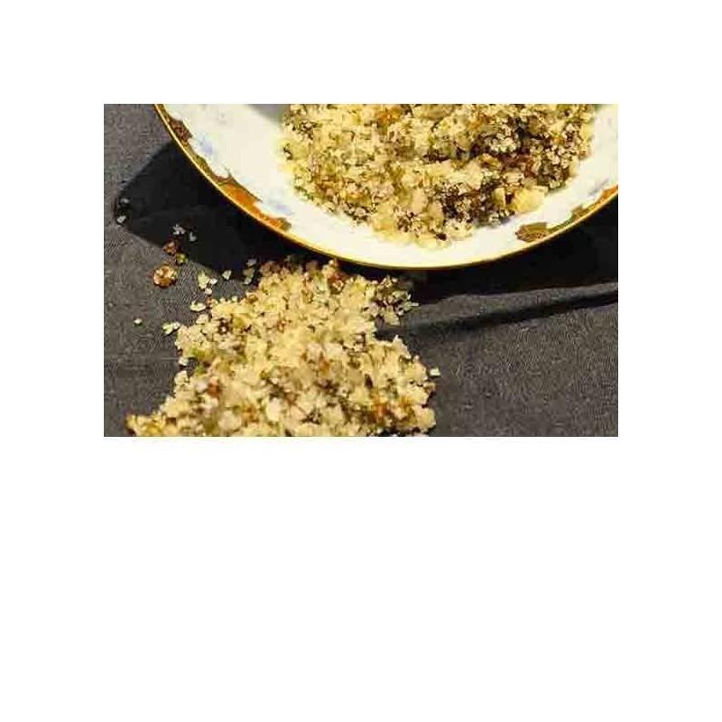 sel de guérande aux Algues