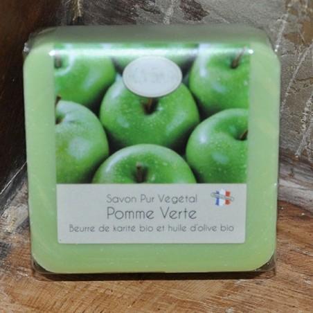 Savon naturel Pomme