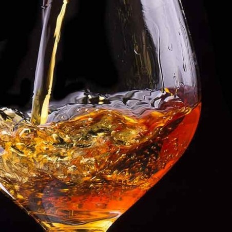 Bougie parfumée - Cognac