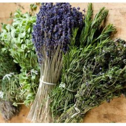 Provence kruiden met lavendel