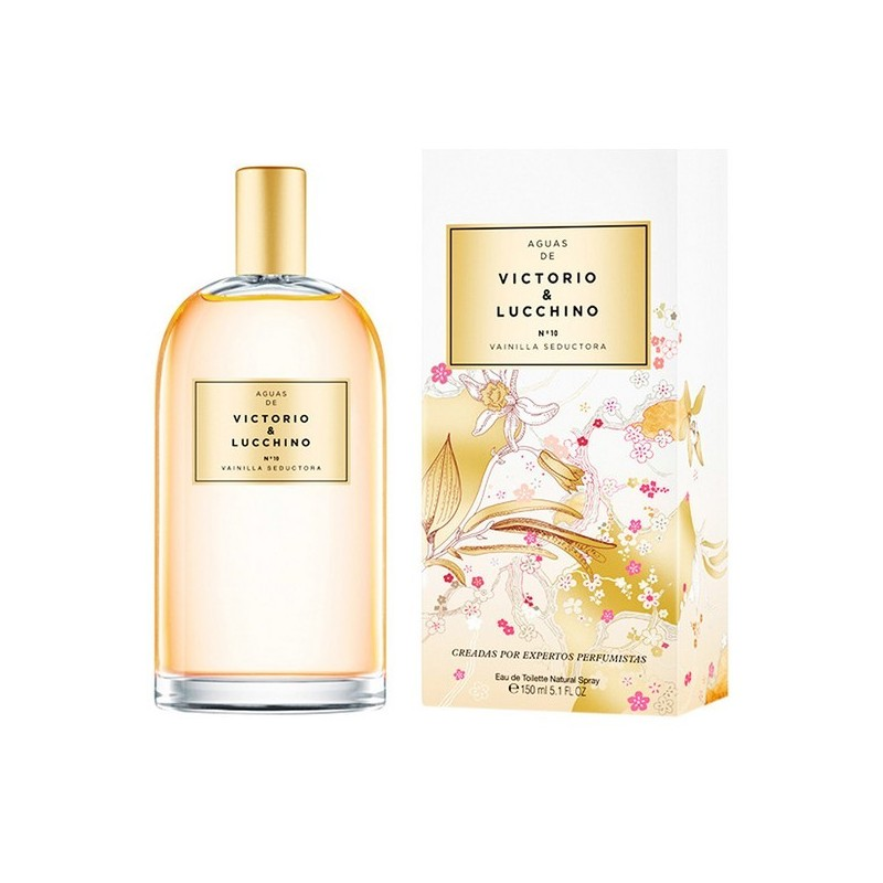 Eau parfumée Nº 10 Victorio & Lucchino