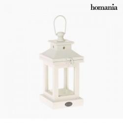 Kleine houten lantaarn