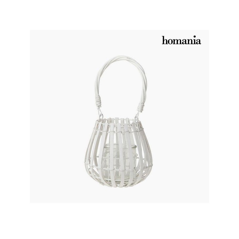 Kerzenschale Homania 3463 Weiß