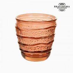 Vaso de vidrio, Corail (9 cm)