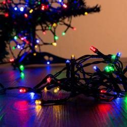 Lumières de Noël Multicouleur (560 LED)