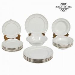 Table service (19 pcs) -...