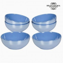Ensemble de bols Bleu (6 pcs)