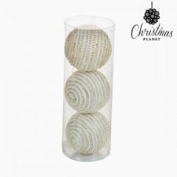 Palle di Natale Bianco...