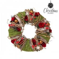 Couronne de Noël 35 cm