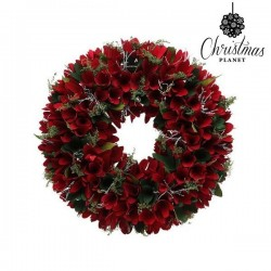 Advent wreathe Red