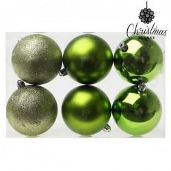 Bolas de Navidad 8107 8 cm...