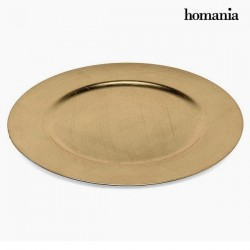 Flat plate Homania 1109 Golden