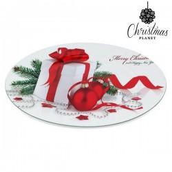 Plato decorativo de navidad