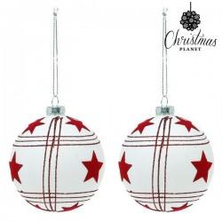 Bolas de Navidad 8656 8 cm...