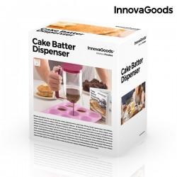 Carafe Distributrice de Pâte à Pâtisserie avec Livre de Recettes