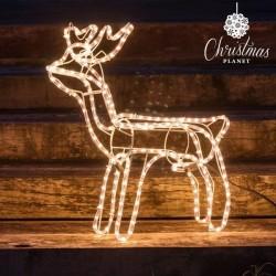 Weihnachts-Rentier (216 LED)