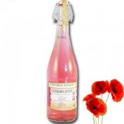 Ambachtelijke limonade met papaver - Franse delicatessen online
