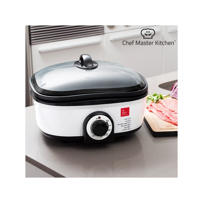Robot da Cucina Chef Master 5 L 1300W Nero Bianco