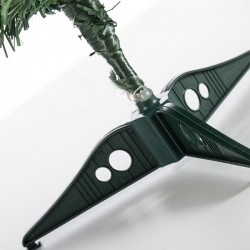 Sapin de Noël Classique en plastique (60 cm)