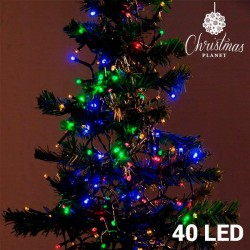 Christmas Lights (40 LED)