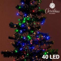Kerstlampjes (40 Leds)
