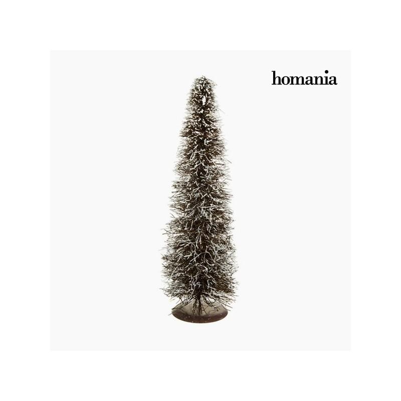 Weihnachtsbaum Rattan Natürlich Weiß (15 x 15 x 40 cm)