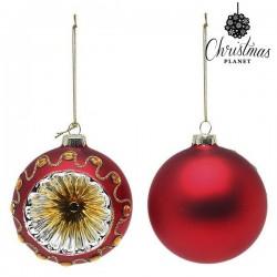 Boules de Noël 1662 8 cm (2...