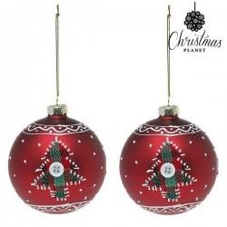 Bolas navideñas 1785 8 cm...