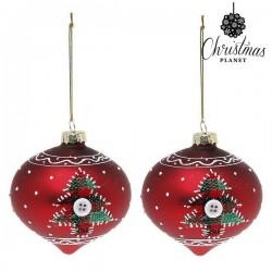 Kerstballen 1792 8 cm (2...