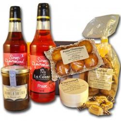 Scatola Gourmet per bambini - Gastronomia francese online