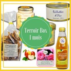 De doos van het terroir - voor fijnproevers