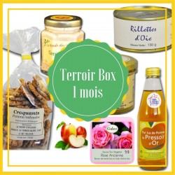 The gourmet box of the terroir