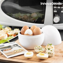 Microwave Egg Boiler with Recipe Booklet