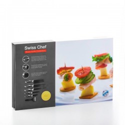 Messer Top Chef Black C01024 (6-teilig)