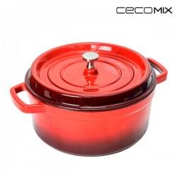 Cecomix Scharlaken Kookpot