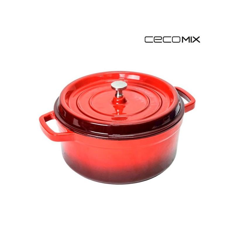 Cocotte Escarlata Cecomix