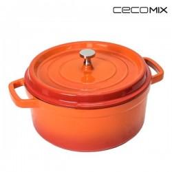 Cecomix Feuer Schmortopf