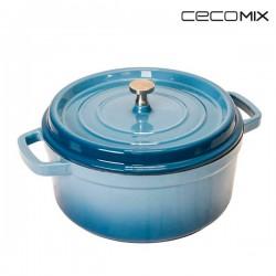 Cecomix Kobalt Schmortopf