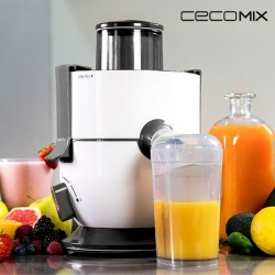 Cecomix Strong 4080 650W Zentrifugalentsafter