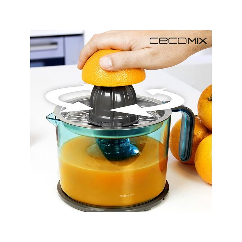 Elektrische Saftpresse Inox 4069 1 L 40W