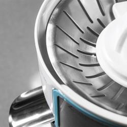 Elektrische Zitruspresse mit Hebelarm Adjust White 4076 160W