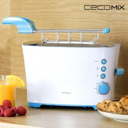 Cecomix Taste 2S 3027 Broodrooster 850W