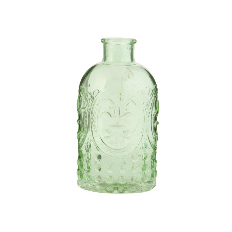 Vintage bottle, green