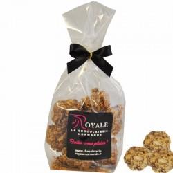 Praliné-truffels