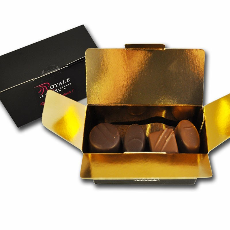 Small box of chocolates, 120g - Online French delicatessen
