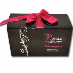 Box, tasting of chocolates, 375g - Online French delicatessen